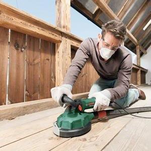 Das PWR 180 CE ist besonders für Holzoberflächen geeignet