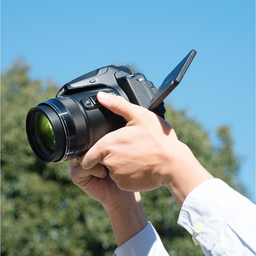 Nikon Coolpix Kameraübersicht