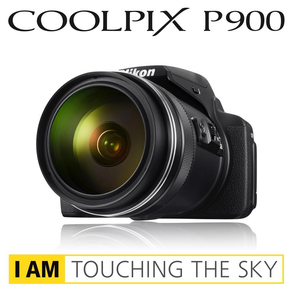 Nikon Coolpix Kompaktkamera Übersicht