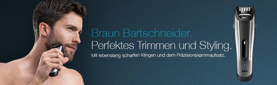 Braun BT5090 Beard Trimmer - Độ chính xác cao nhất