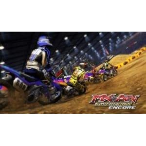 mx vs atv supercross encore playstation 4. Black Bedroom Furniture Sets. Home Design Ideas