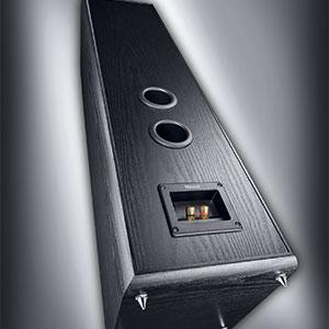 Magnat Monitor Supreme 1002 Schwarz Audio Hifi