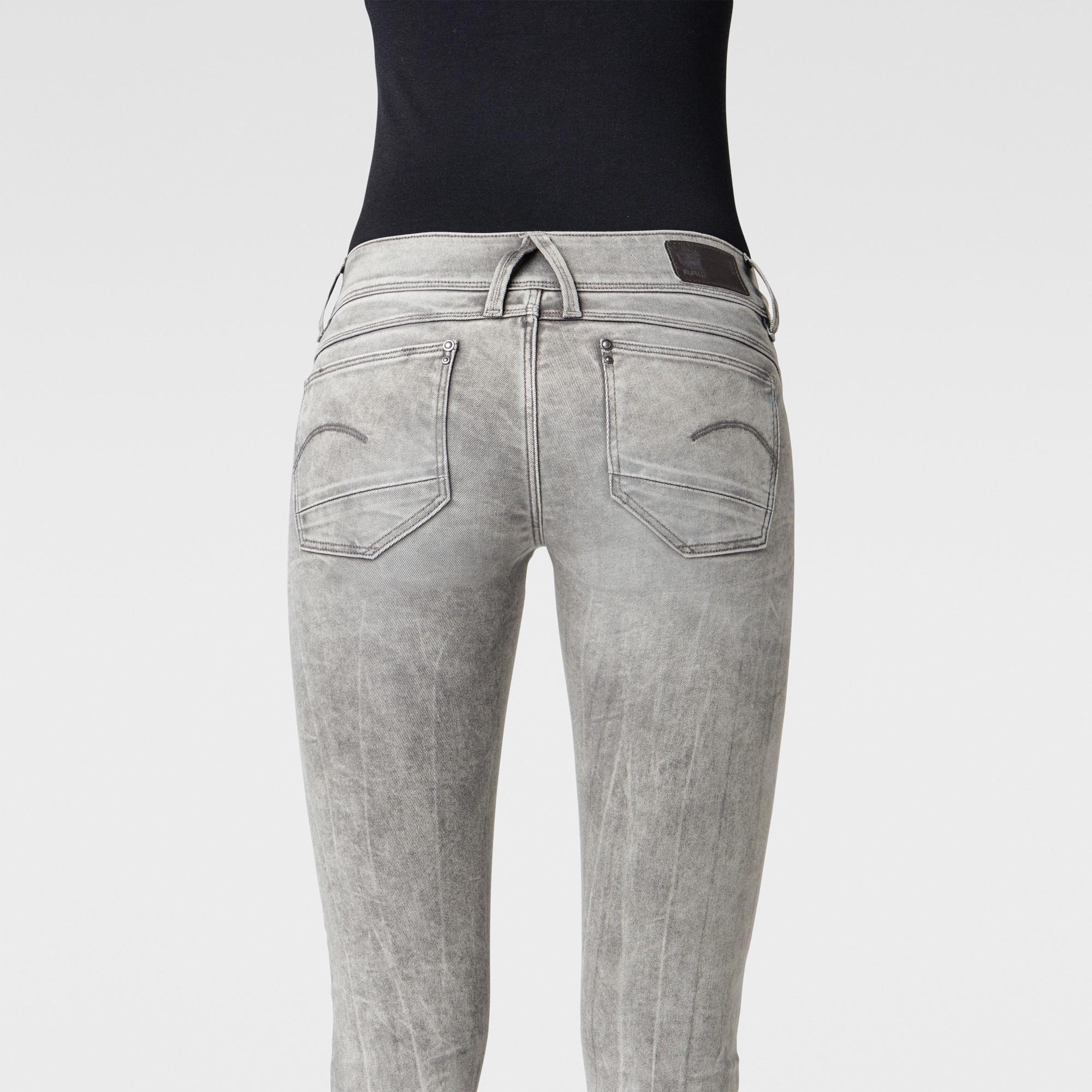 g star damen lynn skinny jeans bekleidung. Black Bedroom Furniture Sets. Home Design Ideas