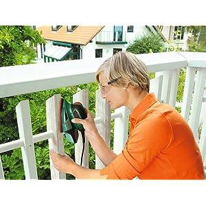 Der Multischleifer PSM 100 A ist ideal für kleinere und vor allem schwer zugängliche Flächen.