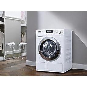 miele wmh 122 wps waschmaschine frontlader a 130. Black Bedroom Furniture Sets. Home Design Ideas