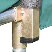 T-förmige Verstärkungen aus verzinktem Stahl