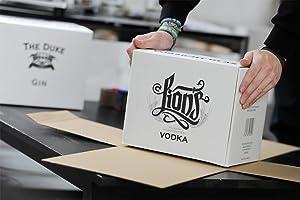 LION's Vodka München Handarbeit