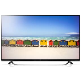 LG UF8509 3D Ultra HD TV