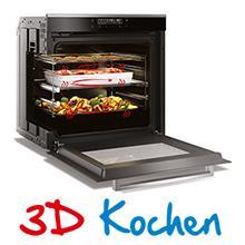 3D Kochen