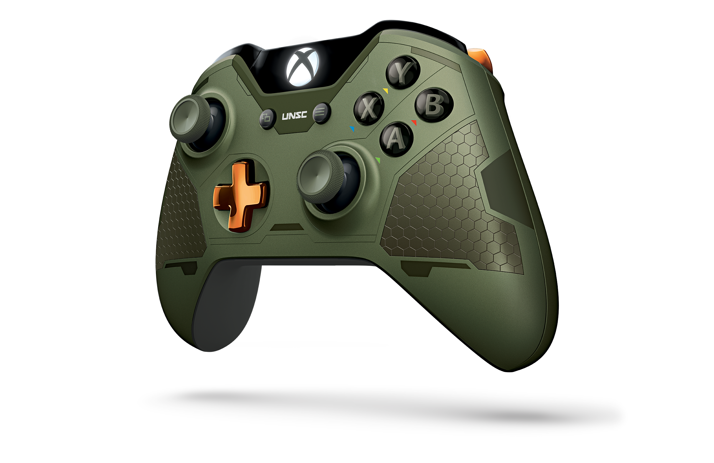 xbox one wireless controller master chief special. Black Bedroom Furniture Sets. Home Design Ideas