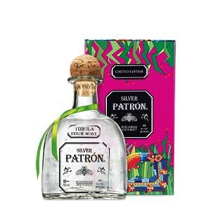 Patrón Silver Mexican Heritage
