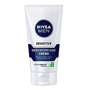 NIVEA MEN SENSITIVE GESICHTSPFLEGE CREME