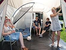 Camper Tramp — Skandika
