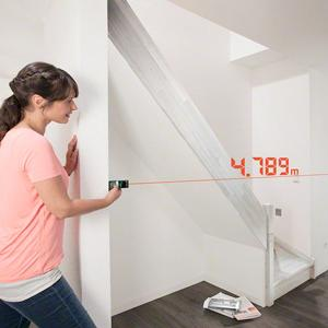 El odómetro sólo registraron distancias de hasta 30 metros en dos milímetros.