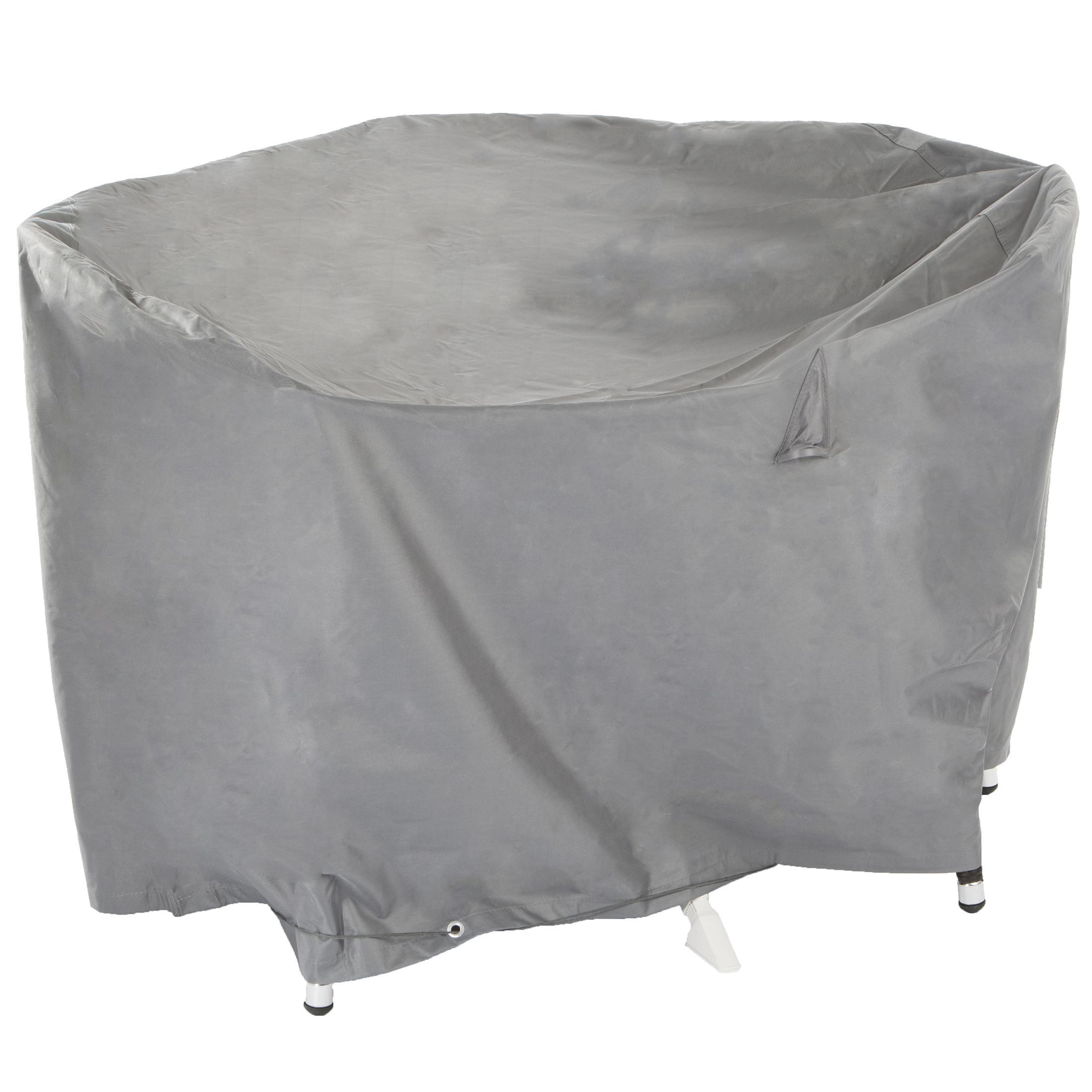 1St Schutzhüllen Gartenmöbel Abdeckung 10 Sitzer Tischset Schutzplane