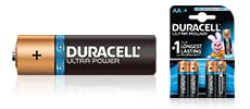DURACELL, Plus Power D