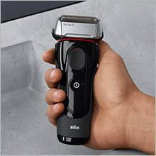 Braun Series 5 5030s Handhabung