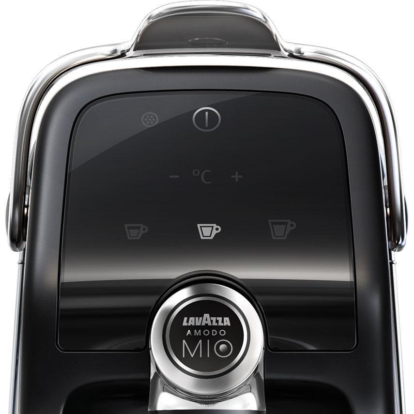 Amazon.de: Lavazza LM6050 Magia Milk, ebony schwarz