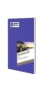 PKW-Fahrtenbuch 223