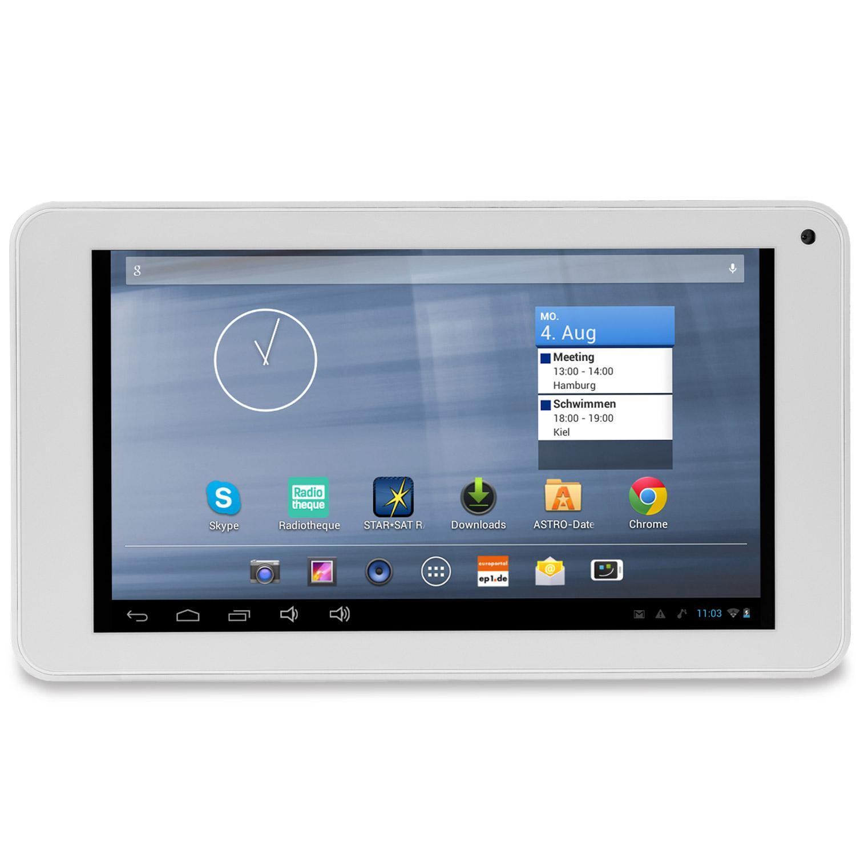 AQIPAD 17,8 cm Tablet-PC weiß: Amazon.de: Computer & Zubehör