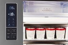 Gorenje Kühlschrank Piepen Ausschalten : Hisense kgnf 326 a el kühl gefrier kombination 185 cm höhe 244