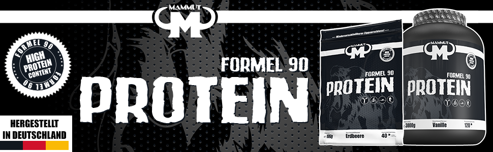 Mammut - Formel 90 Protein