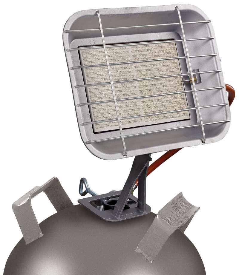 einhell gas heizstrahler gs 4600 p heizleistung bis 4 6. Black Bedroom Furniture Sets. Home Design Ideas