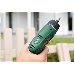 Zur Ausstattung des Akku-Schraubers PSR 7,2 LI zählt eine 10-stufige Drehmomentvorwahl.