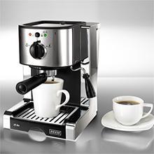 Perfekter Espresso im Handumdrehen