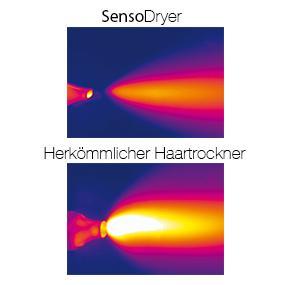 Braun Satin Hair 7 HD 780 Haartrockner (Professional SensoDryer mit  Wechselstrommotor) 0956afce693b1