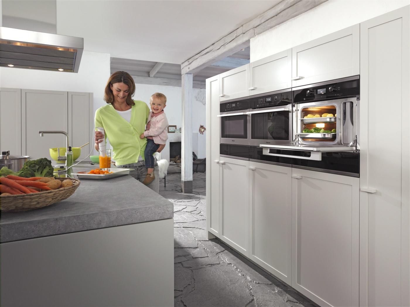 miele dg6030 d edst clst 230 50 dampfgarer einbau 24 liter externer dampferzeuger. Black Bedroom Furniture Sets. Home Design Ideas