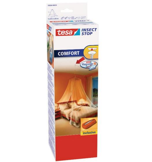 Großartig tesa Insect Stop COMFORT Moskitonetz / Insektenschutz für  JJ31