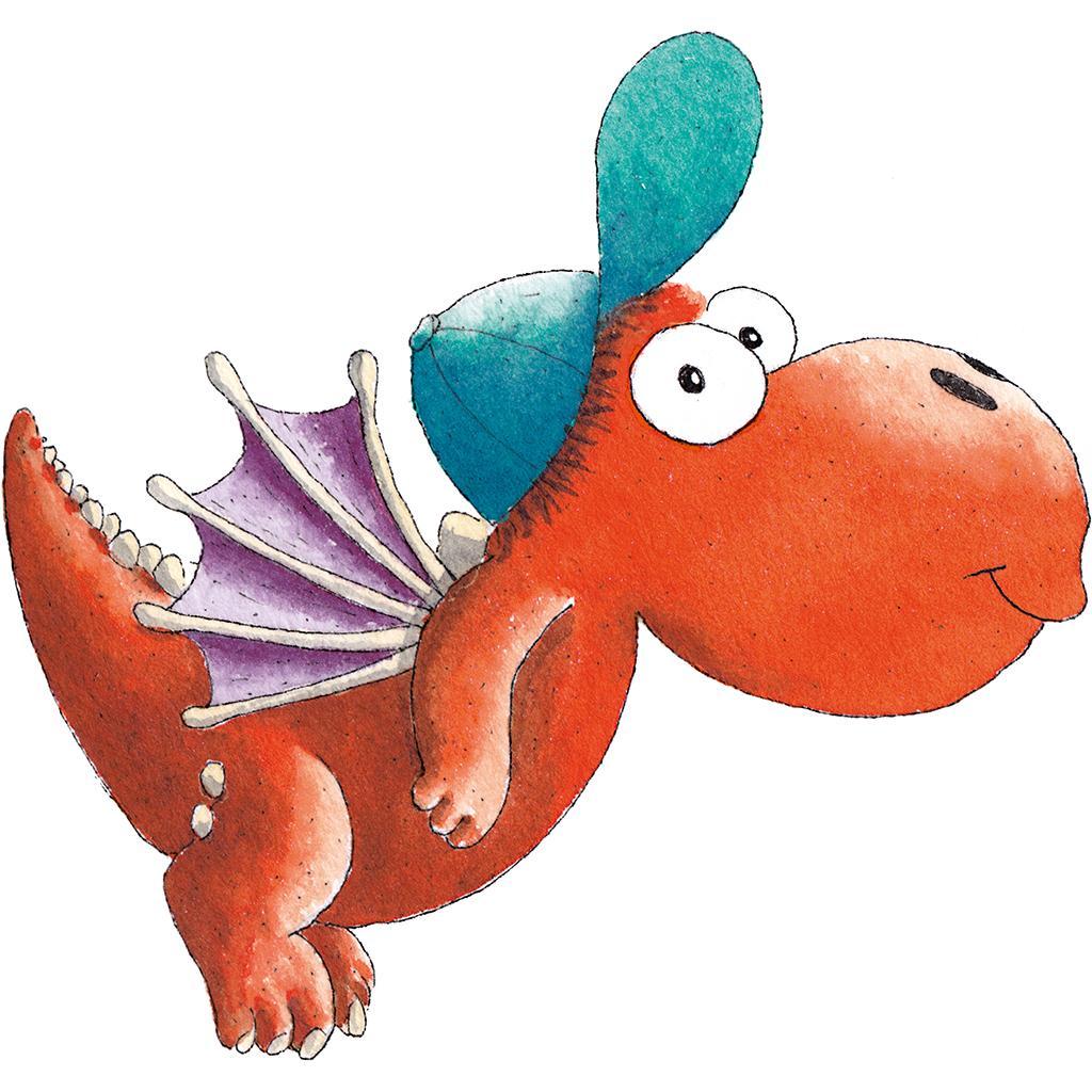 Der Kleine Drache Kokosnuss Bei Den Dinosauriern Die Abenteuer Des