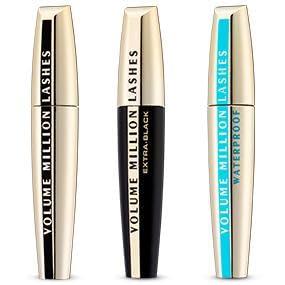 [amazon.de] L'Oréal Paris Volume Million Lashes Extra-Black, 9 ml za 7,50€ umjesto 12,95€