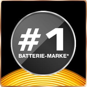 Duracell Plus Power Batterie Nummer 1 Marke