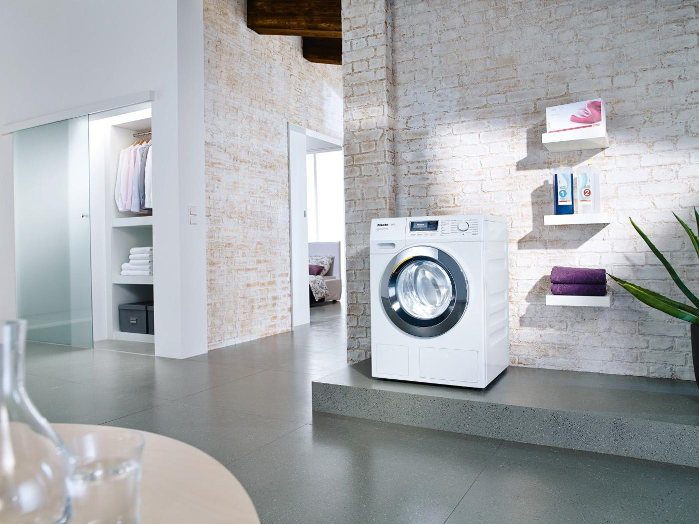 Miele WKF110 WPS Waschmaschine Frontlader A 176 KWh 1400