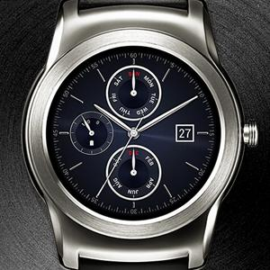 LG Watch Urbane Smartwatch 1,3 Zoll silber: Amazon.de ...