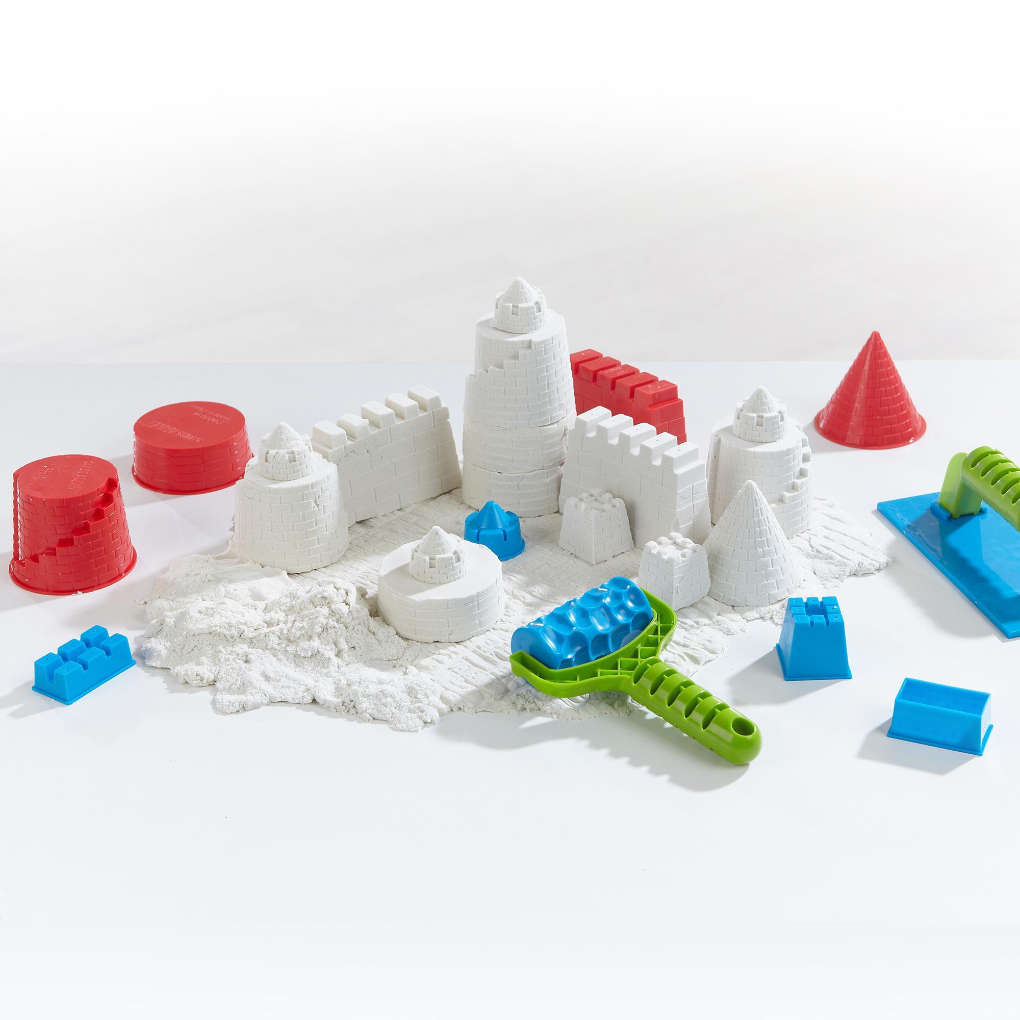 Goliath 83219 - Super-Sand-Set Castle, modellierbarer