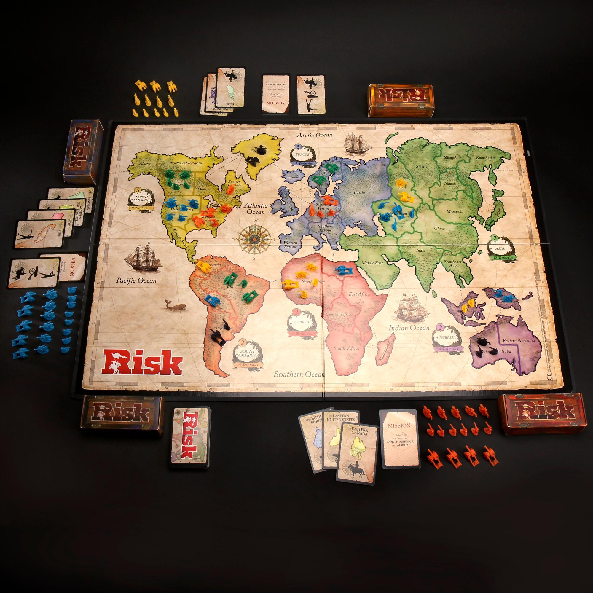 Spiele Risiko