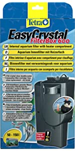 Tetra EasyCrystal Filter Box 600