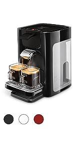 senseo hd7810 60 original kaffeepadmaschine 1. Black Bedroom Furniture Sets. Home Design Ideas