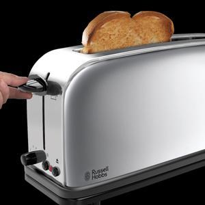 russell hobbs 21390 56 chester langschlitz toaster 6 einstellbaren br unungsstufen. Black Bedroom Furniture Sets. Home Design Ideas