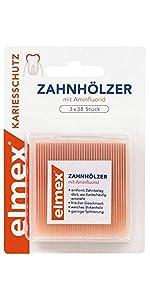 elmex Zahnhölzer