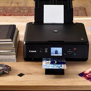 Canon PIXMA TS5050 Farbtintenstrahl-Multifunktionsgerät