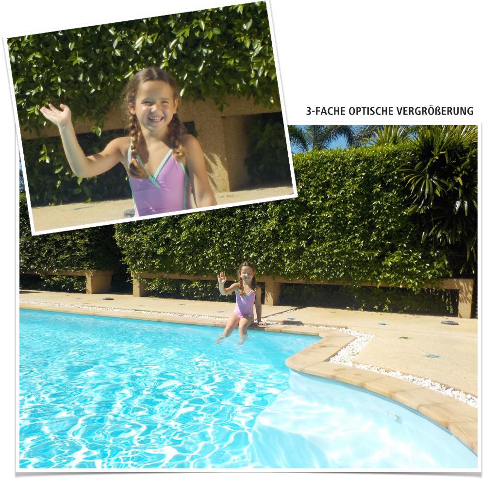Nikon Coolpix Kameraübersicht für Kinder