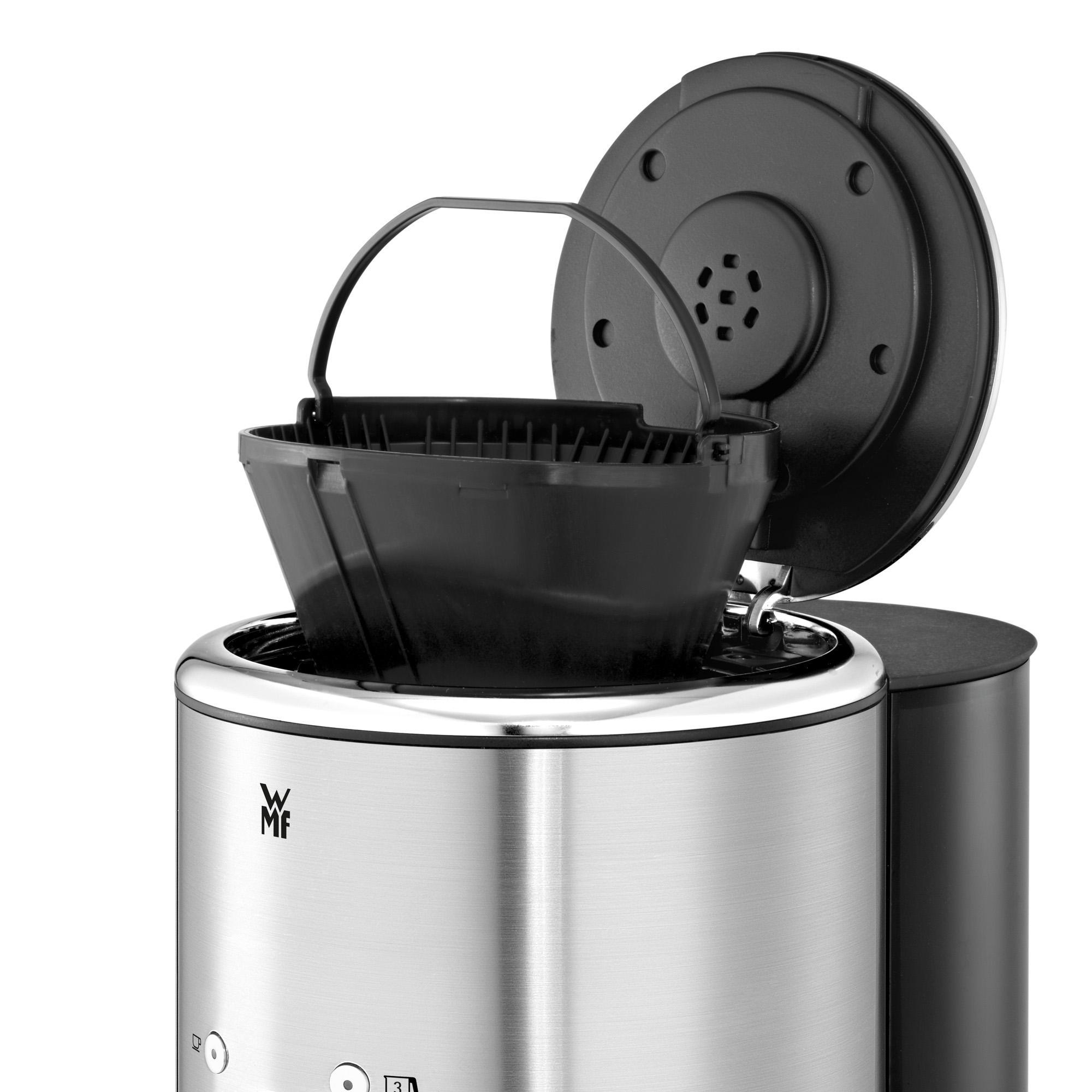 wmf k chenminis 1 tasse kaffeemaschine aromaone filterkaffeemaschine glaskanne 1 4. Black Bedroom Furniture Sets. Home Design Ideas