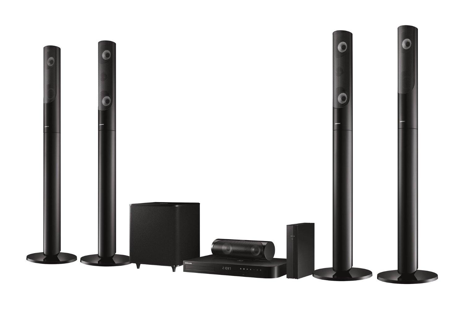 samsung ht j5550w 5 1 3d blu ray home theater system 1000w. Black Bedroom Furniture Sets. Home Design Ideas