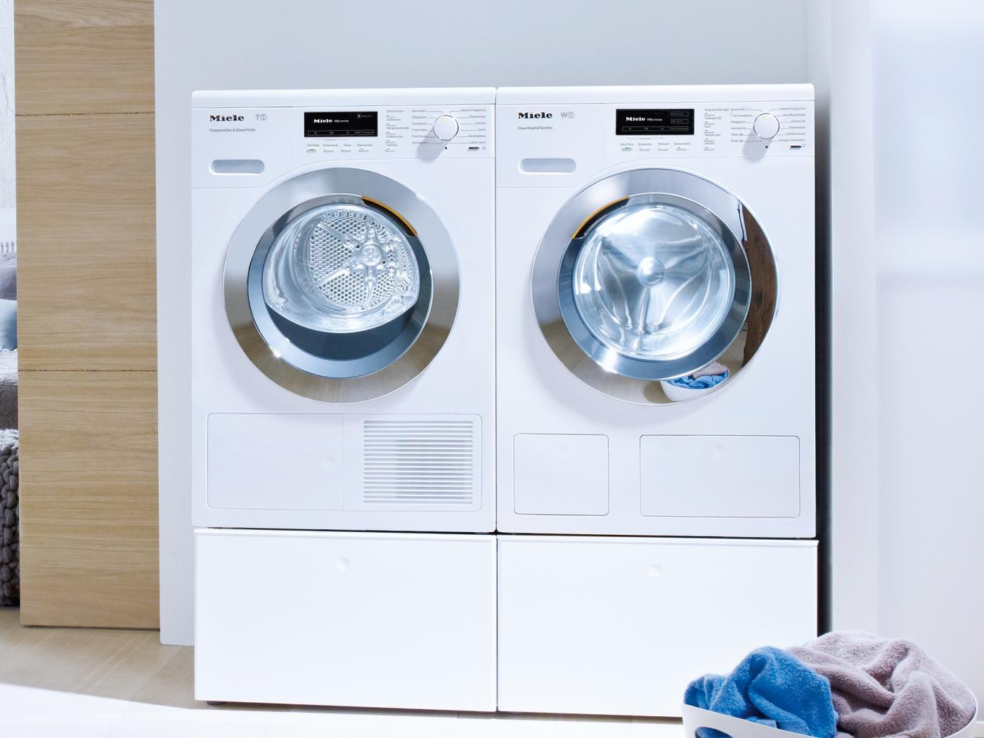 Unterbausockel waschmaschine miele