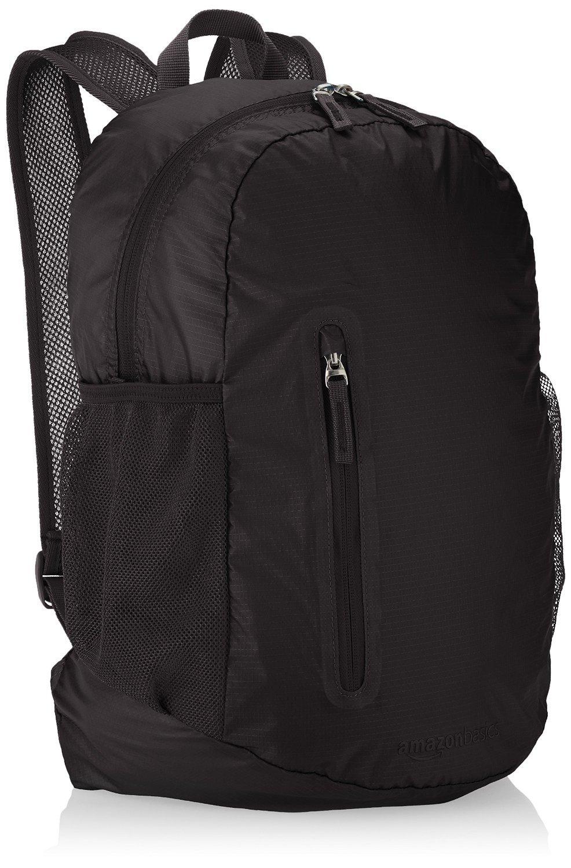 platzsparend verstaubar Basics Rucksack ultra-leicht