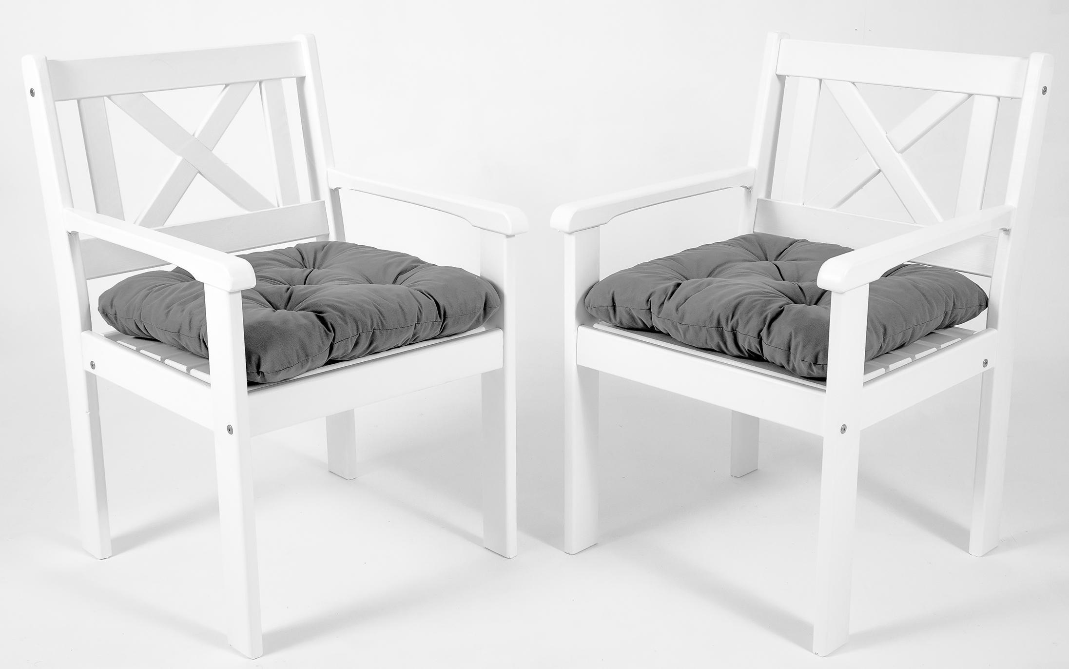 ambientehome auflage f r sessel stuhl evje. Black Bedroom Furniture Sets. Home Design Ideas
